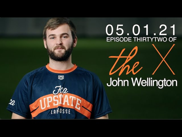 John Wellington: The X