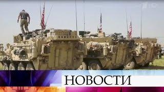Минобороны РФ: Американские военные все сильнее мешают уничтожению террористов ИГИЛ вСирии.