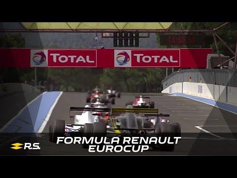 2018 Formula Renault Eurocup - Paul Ricard - Round 1 - Race 2
