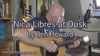 Nica Libres at Dusk - Ben Howard - cover