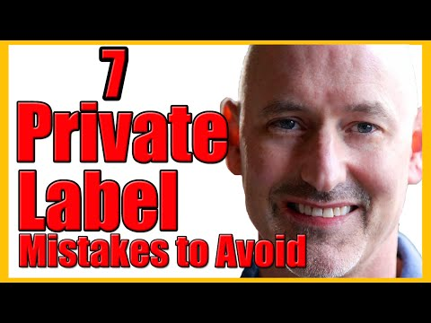 How to Sell on Amazon -7 Private Label Mistakes to Avoid - SlamazonBros