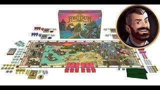 Feudum - Board Game Spotlight - Kickstarter Preview