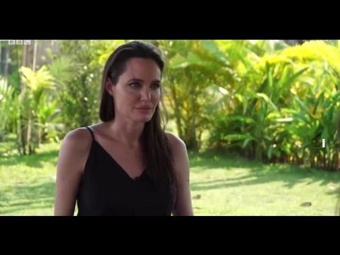 Анджелина Джоли и Брэд -