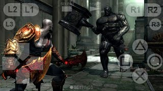[2018] GOD OF WAR 3 LATEST VERSION FOR ANDROID  GOD OF WAR 3 WITH HIGH GRAPHICS ANDROID