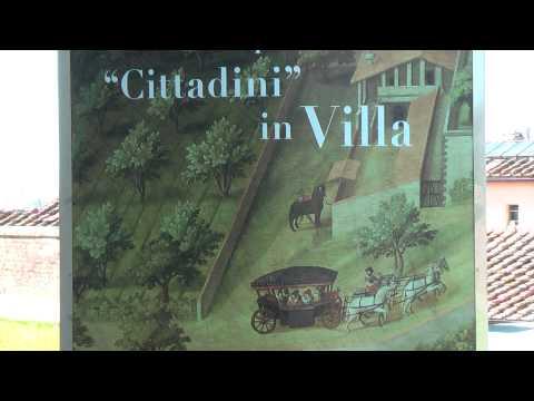 At Villa Medicea in Cerreto Guidi is Isabella dei Medici strangled