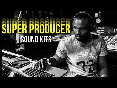 DIY Super Producer Kits using Free Sample Packs and Trap Drum Kits - End Creative Beat Block