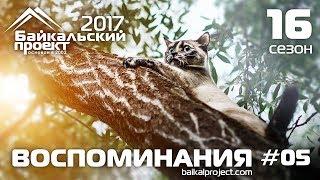 Байкальский проект: Воспоминания #5 Кошка Няша