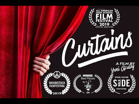 Curtains - Short Film by Yoni Azulay - (2019)