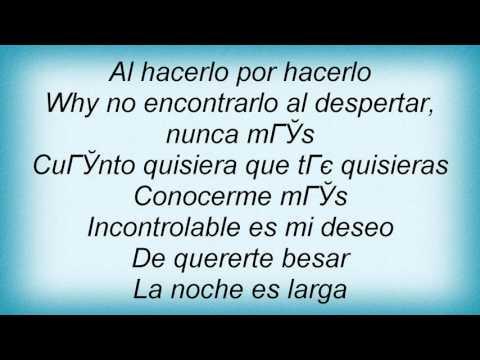 Luis Fonsi - Cuanto Quisiera Lyrics