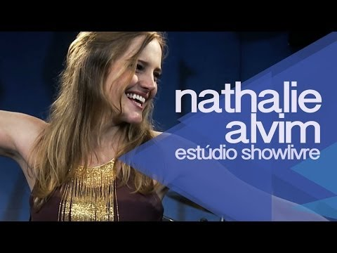 """Saint of me"" - Nathalie Alvim no Estúdio Showlivre 2013"