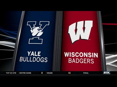 Yale at Wisconsin - Men