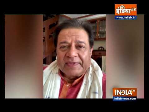 Anup Jalota wishes