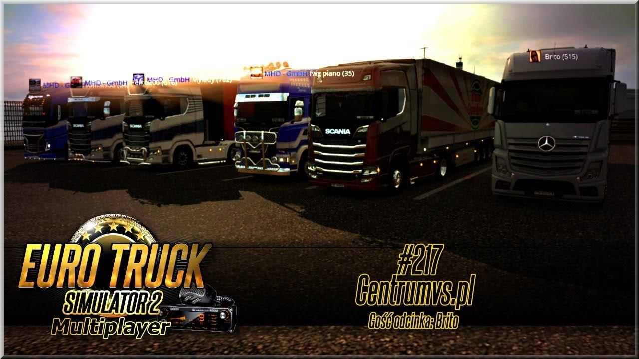 """Euro Truck Simulator 2 – #217 """"Centrumvs.pl"""""""