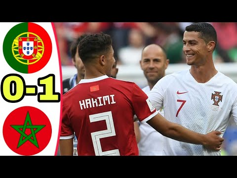portugal vs morocco 1-0 world cup 2018 full match