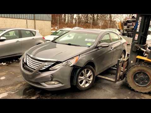 2011 Hyundai Sonata. Или что можно взять в США до 2000 . Авто из США