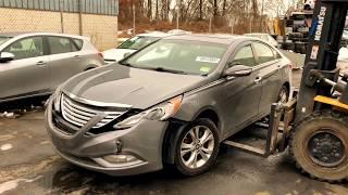 2011 Hyundai Sonata. Или что можно взять в США до 2000$. Авто из США
