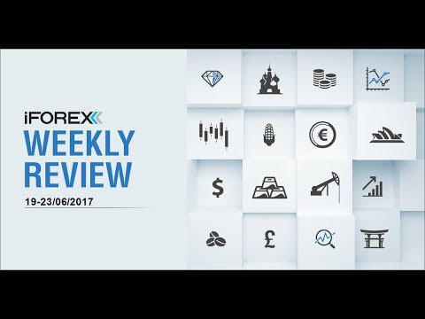 IFOREX weekly review 19-23/06/2017: Fed, General Motors and EU
