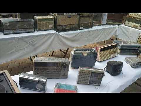 WORLD RADIO DAY Antique  Show At Coimbatore | Feb 13th 2019 | தமிழ் |