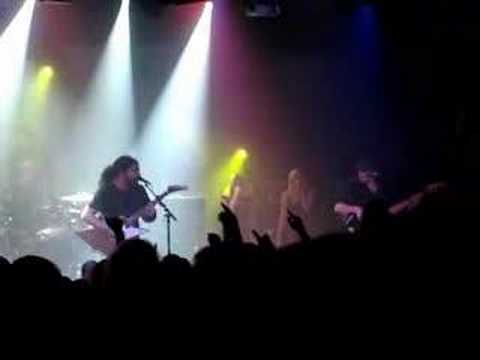 Coheed & Cambria - Feathers (Billboard, Melb 1/4/08)