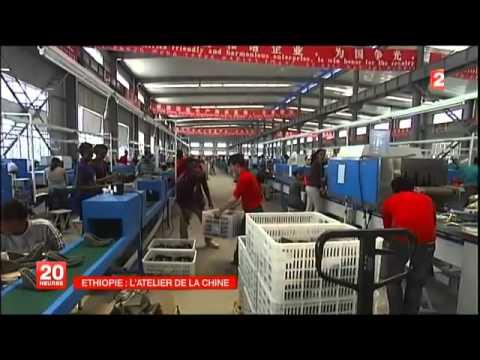 L éthiopie, usine de la Chine - YouTube 414ee986001