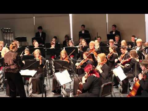 Geneva High School Orchestra Concert 2012