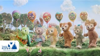 【公式】ダッフィー&フレンズ スプリングピクニック   東京ディズニーシー/Tokyo Disney...