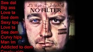 Freaky Girls (Lyrics)- Lil Wyte & Jelly Roll Ft. V.V.S