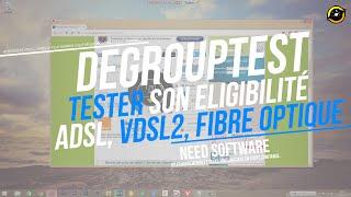 Tester mon Eligibilité ADSL, VDSL2, Câble et Fibre Optique - DegroupTest.com