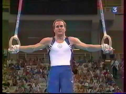 Paul HAMM (USA) rings - 2004 Olympics Athens AA