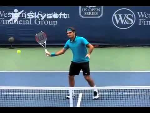 Tennis net game