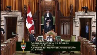 Reply to the Speech from the Throne