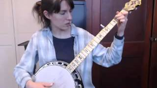 Roving Gambler - Excerpt from the Custom Banjo Lesson from the Murphy Method