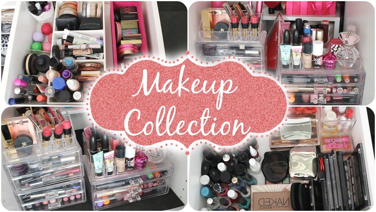 mi coleccion de maquillaje