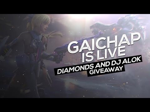 Free Fire ALOK & 8000 DIAMOND LIVE GIVEWAY from YouTube · Duration:  33 minutes 11 seconds