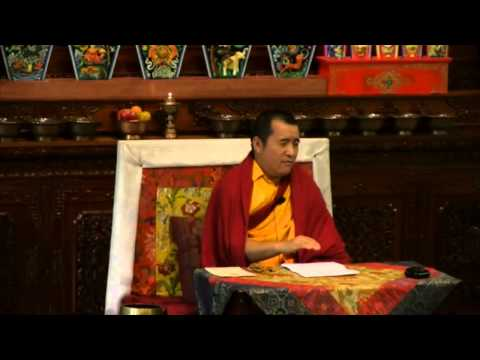 The Eight Worldly Concerns By Gala Rinpoche