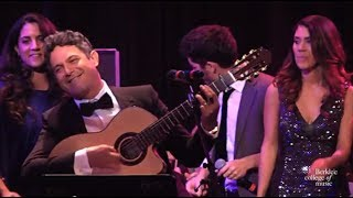 "Alejandro Sanz with Berklee Symphony, ""Corazón Partío"" - live at Berklee Performance Center"