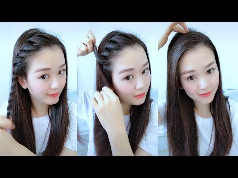TOP 10 Braided Hairstyle Personalities for School Girls