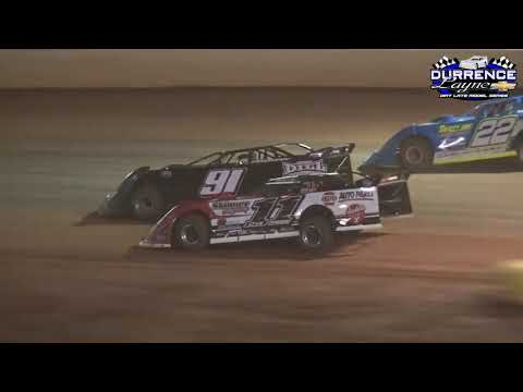Durrence Layne Late Model Feature Boyds Speedway 6/30/18!