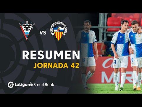 Mirandes Sabadell CE Goals And Highlights