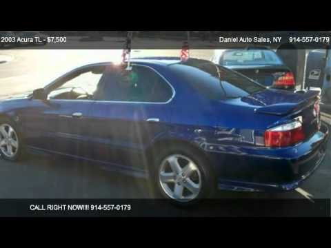 2003 Acura TL Type-S - for sale in Yonkers, NY 10710 - YouTube on