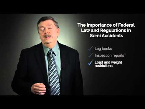 Semi Truck Accidents and Personal Injury Claims in Oregon