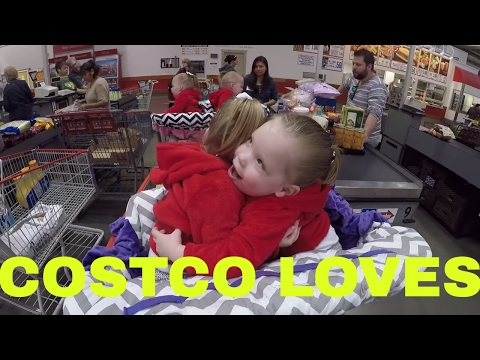 WHAT DO WE BUY AT COSTCO??