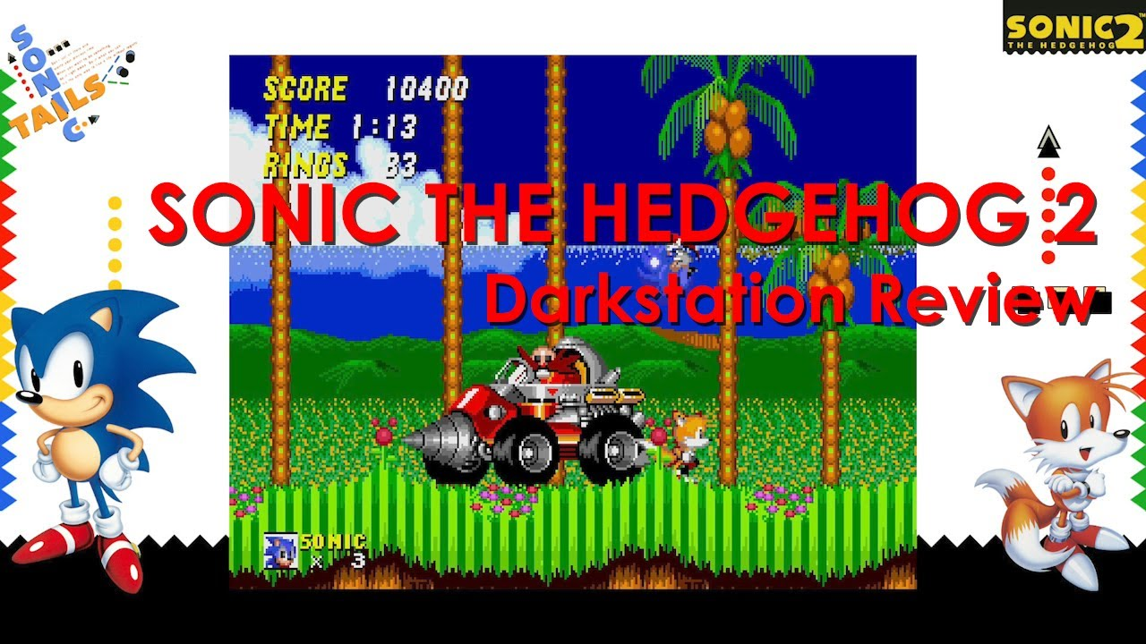 Sonic The Hedgehog 2 Switch Review Darkstation