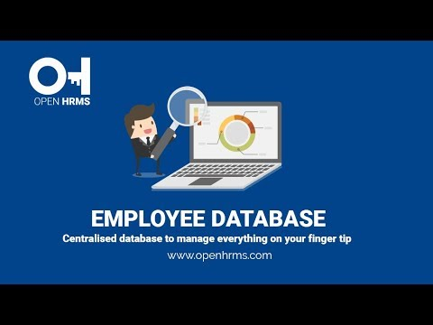 Open HRMS | Employee Database