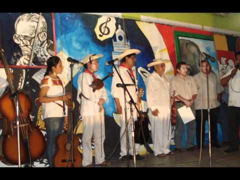 Tlapehuala lucido (Autor J. Isaías Salmerón), con Los Salmerón