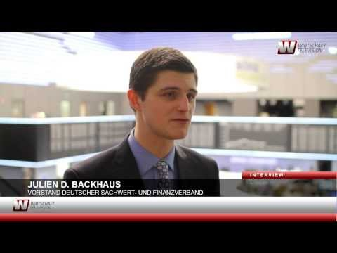 Backhaus: Finanzberater sollen sich weiterbilden