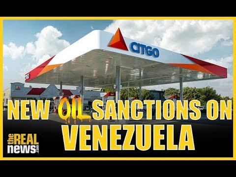 "New Oil Sanctions on Venezuela: ""Would Destroy What's Left of its Economy"""