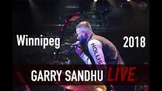 Garry Sandhu Live in Winnipeg | Part 1| Tanveer Gill Production