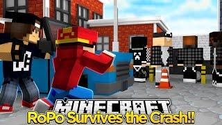 Video Minecraft Adventure - ROPO IS ALIVE & READY FOR REVENGE!! download MP3, 3GP, MP4, WEBM, AVI, FLV April 2018