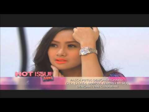 Ada Apa Antara Ayu Ting-Ting & Cita Citata? - Hot Issue Sore 03/10/15